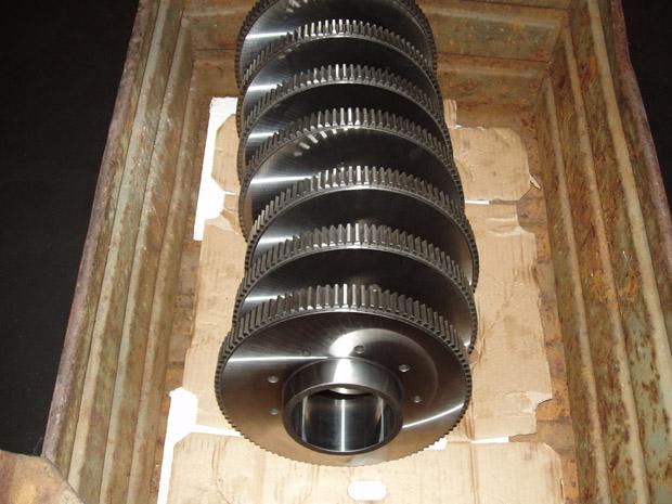 Obráběná ozubená kola