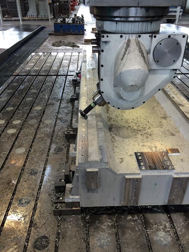 Technologie obrábění stroj-FRUQ400