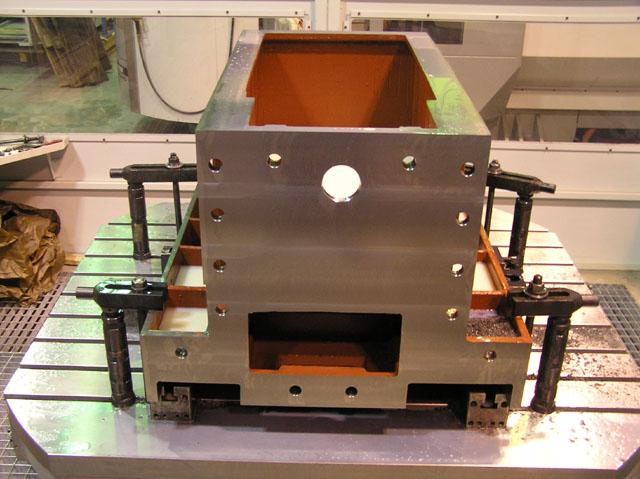 Technologie obrábění stroj-DMC 200U