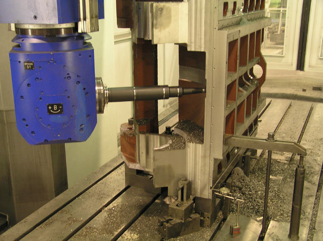 Technologie obrábění stroj-MultiTec 2500