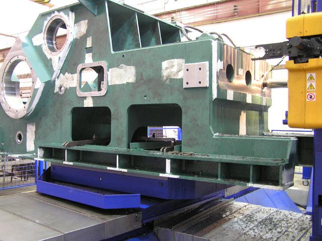 Technologie obrábění stroj-WHQ13 CNC